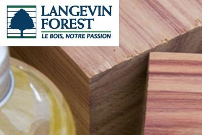 Produits de finition - Langevin & Forest