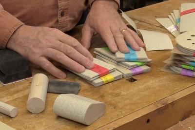 Présentation des abrasifs spécialisés pour l'atelier