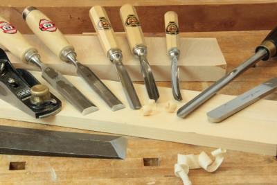 Affûtage des outils à main