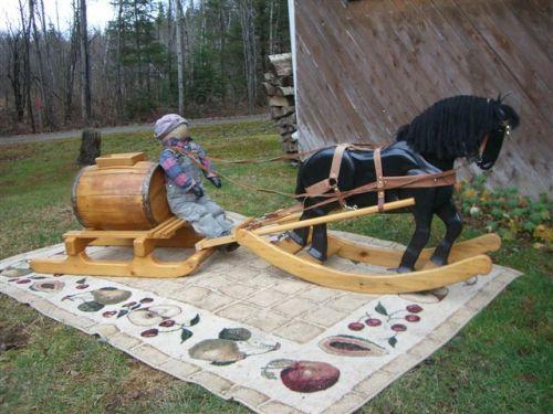Attelage de chevaux