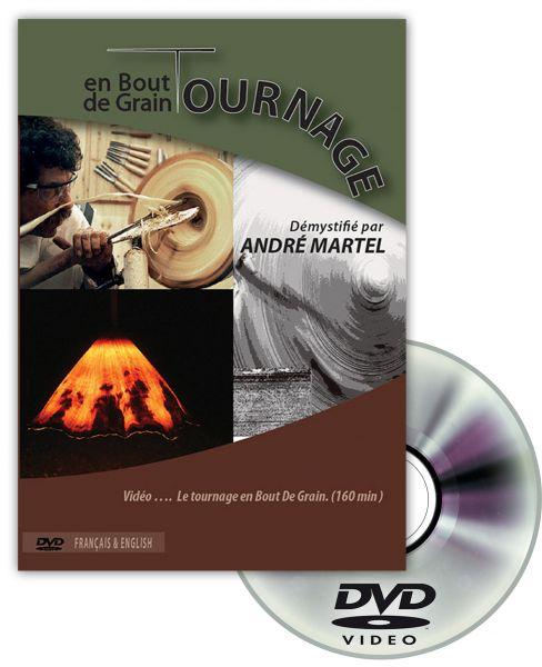 DVD tournage sur bois