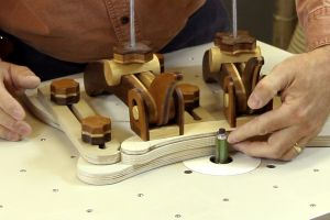 Installation pour des coupes