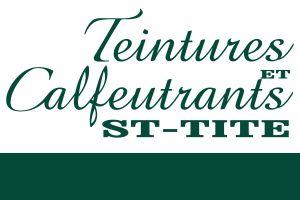 Teintures et calfeutrants St-Tite