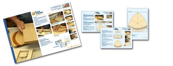 Plans détaillés - Planches niveau 1
