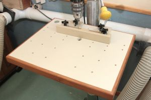 Conclusion on the drill press table top
