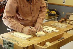 Préparation et marquage des composants