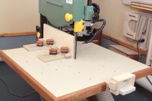 Introduction to the band saw table top